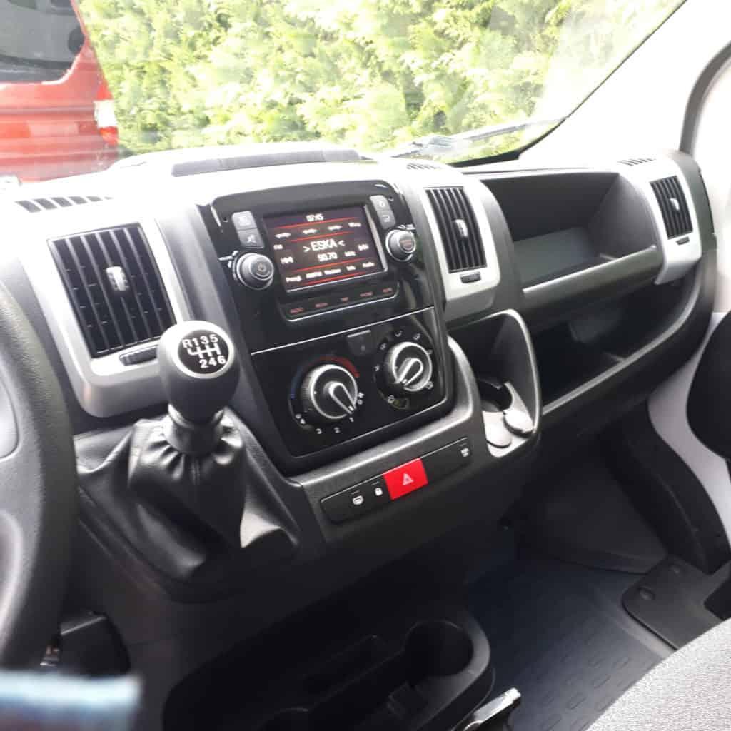 Fiat Ducato L3H2 - wypożyczalnia Reda